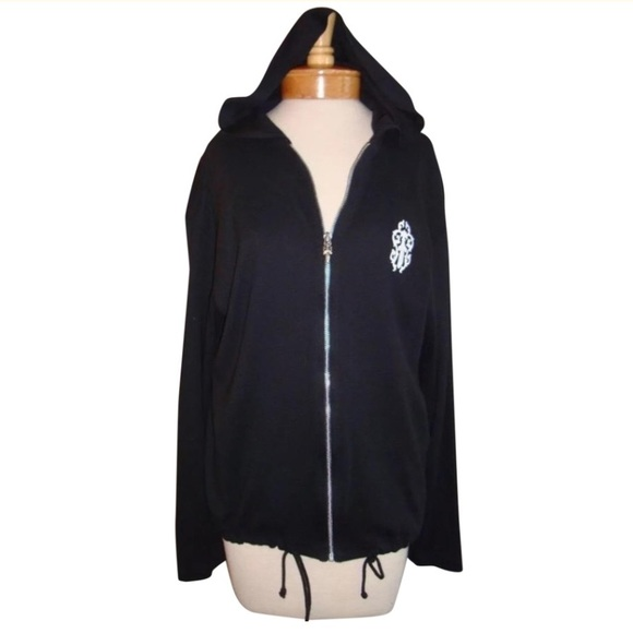 fda94814518f Chrome Hearts Tops - Auth chrome hearts lightweight hoodie sizes large